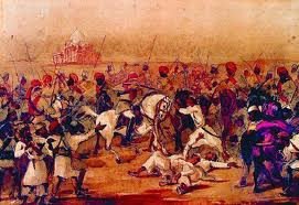 Santhal rebellion