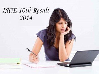ICSE 10th 2014 result